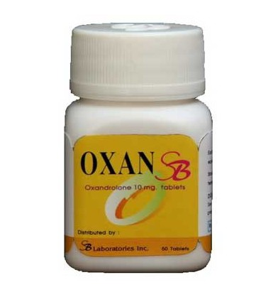 gp injectable oxandrolone