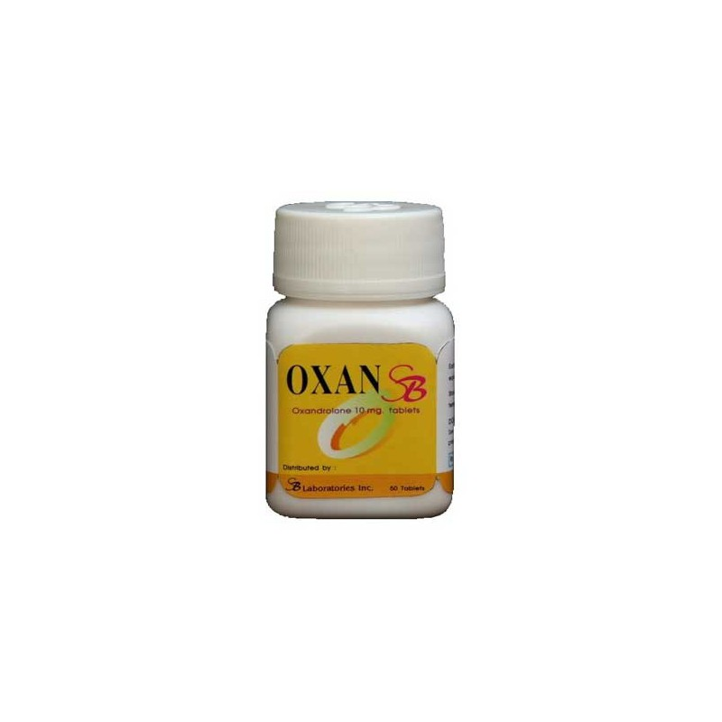 Oxan SB Laboratories | Buy Oxandrolone