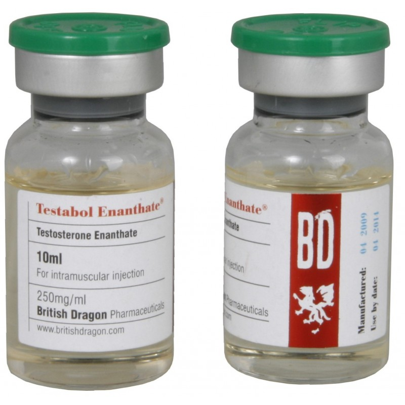 Testabol Enanthate British Dragon | Buy Testosterone Enanthate
