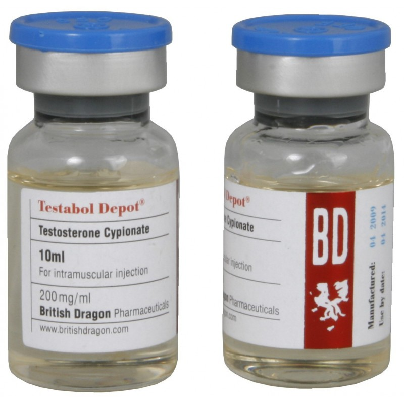 Testabol Depot British Dragon | Buy Testosterone