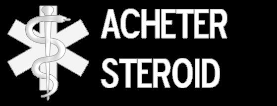 Achat steroides en ligne